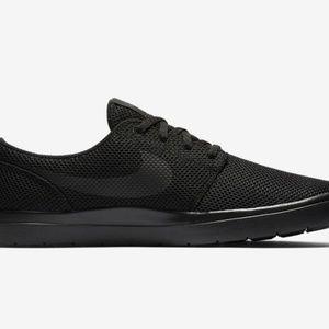 NEW Nike SB Portmore II Ultralight Black Skateboar